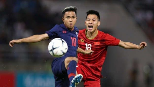 ทีมชาติไทย 0-0 เวียดนาม