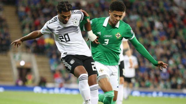 ไอร์แลนด์ เหนือ 0-2 เยอรมนี