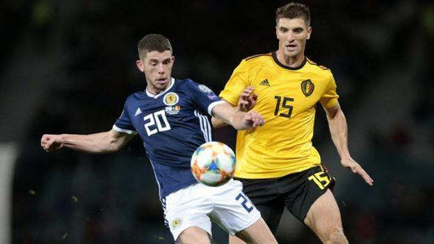 สกอตแลนด์ 0-4 เบลเยี่ยม
