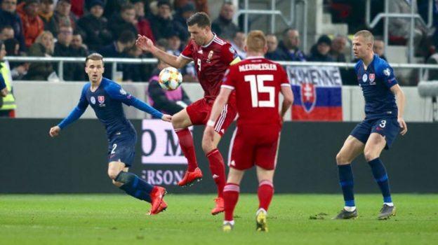 ฮังการี 1-2 สโลวาเกีย