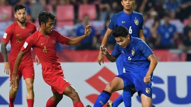 อินโดนีเซีย 0-3 ไทย