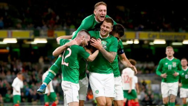 ไอร์แลนด์ 3-1 บัลแกเรีย
