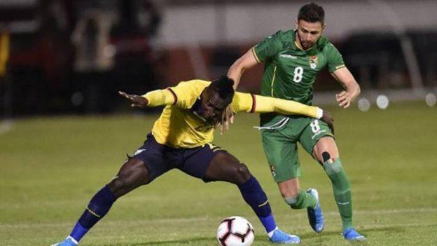 เอกวาดอร์ 3-0 โบลิเวีย