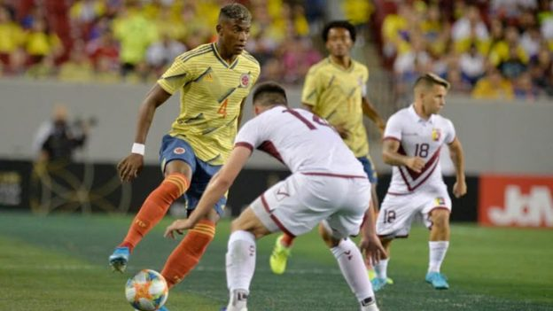 โคลอมเบีย 0-0 เวเนซูเอล่า
