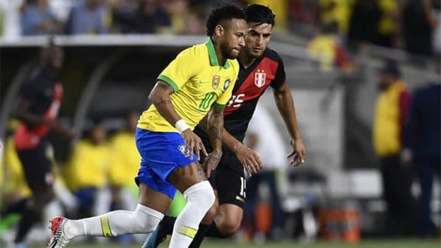 เปรู 1-0 บราซิล