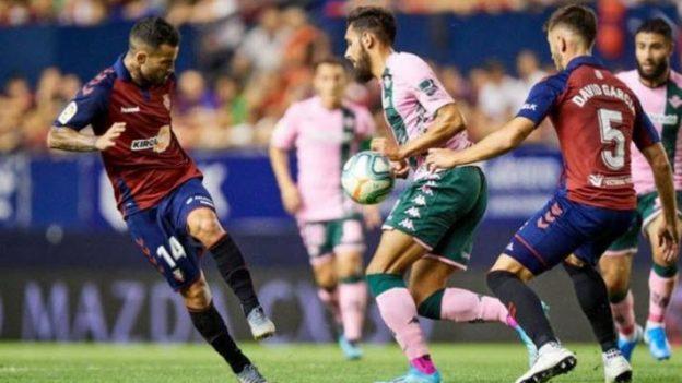 โอซาซูน่า 0-0 เรอัล เบติส