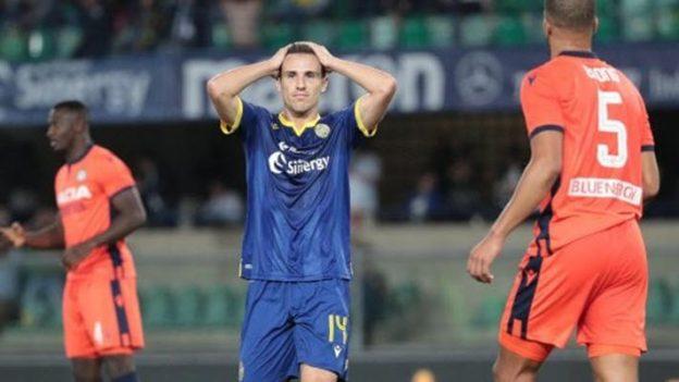 เวโรน่า 0-0 อูดิเนเซ่