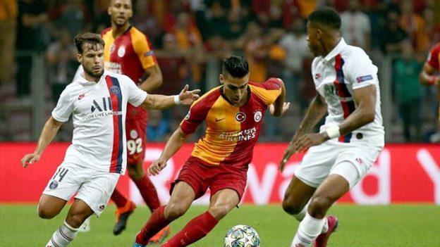 กาลาตาซาราย 0-1 เปแอสเช