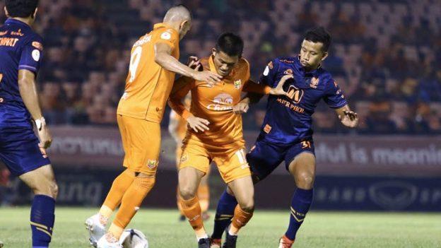 สุโขทัย เอฟซี 2-2 ราชบุรี มิตรผล