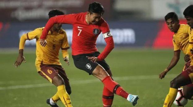เกาหลีใต้ 8-0 ศรีลังกา