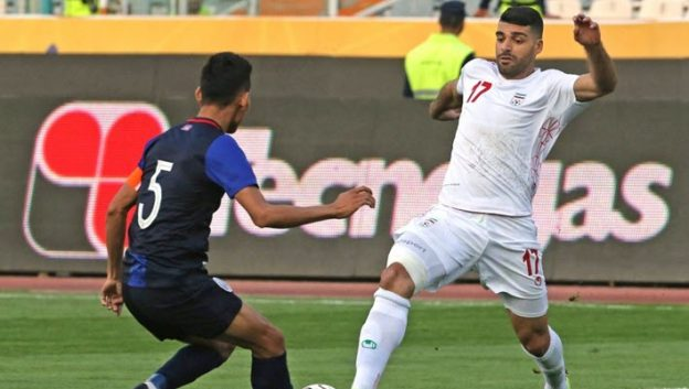 อิหร่าน 14-0 กัมพูชา