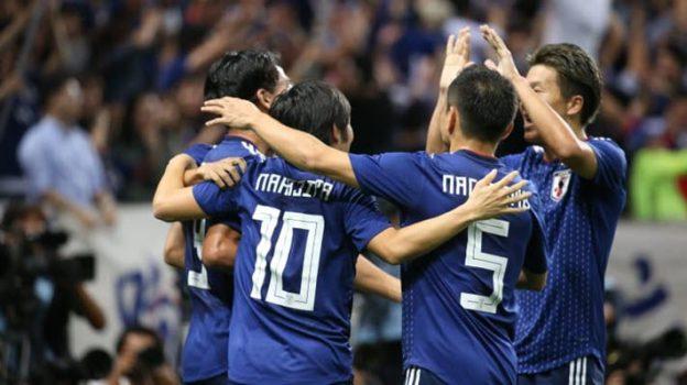 ญี่ปุ่น 6-0 มองโกเลีย