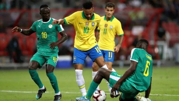 บราซิล 1-1 เซเนกัล