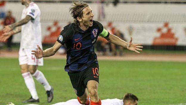 โครเอเชีย 3-0 ฮังการี