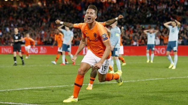 เนเธอร์แลนด์ส 3-1 ไอร์แลนด์เหนือ