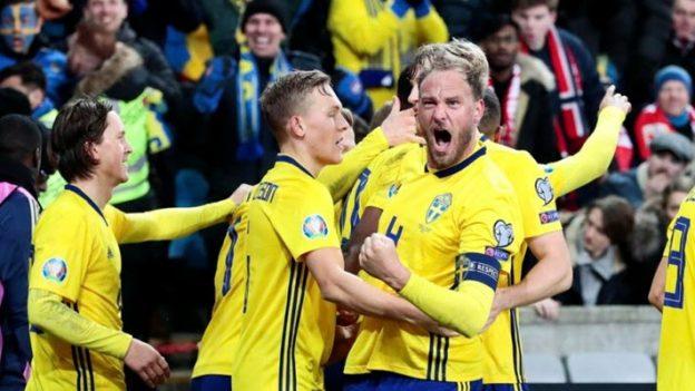 มอลต้า 0-4 สวีเดน
