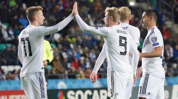 เอสโตเนีย 0-3 เยอรมนี