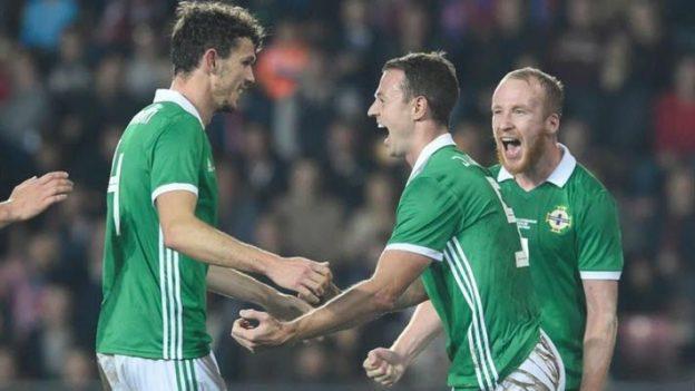 สาธารณรัฐเช็ก 2-3 ไอร์แลนด์เหนือ