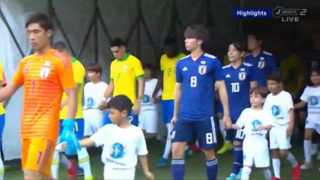 บราซิล 2-3 ญี่ปุ่น