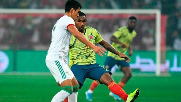 แอลจีเรีย 3-0 โคลอมเบีย