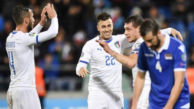 ลิกเท่นสไตน์ 0-5 อิตาลี