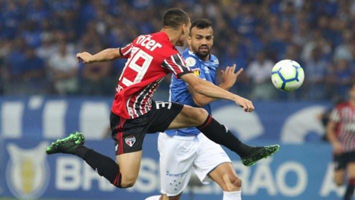 กรูเซย์รู 1-0 เซาเปาโล