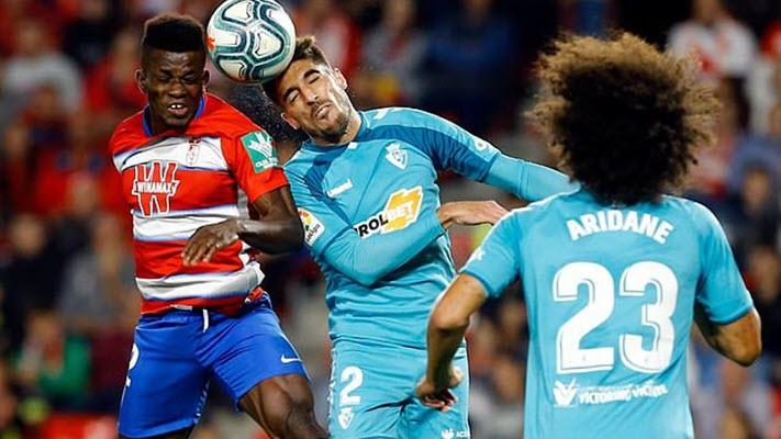 กรานาด้า 1-0 โอซาซูน่า (