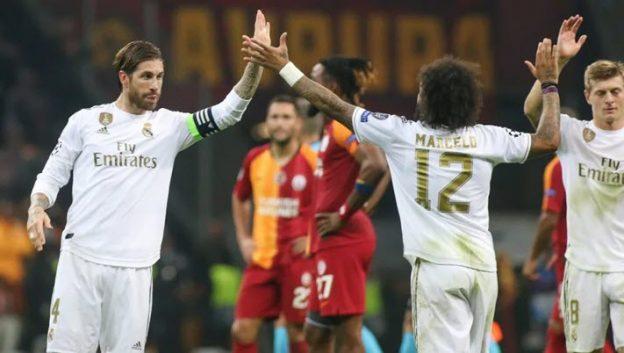 Real Madrid vs Galatasaray