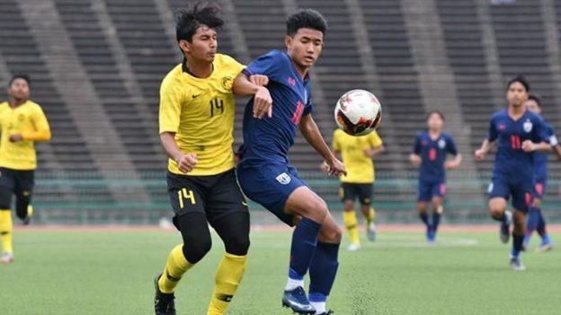 ทีมชาติไทย 0-1 ทีมชาติมาเลเซีย