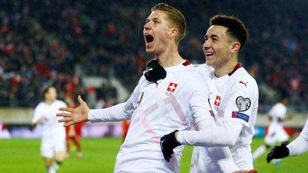 สวิตเซอร์แลนด์ 1-0 จอร์เจีย