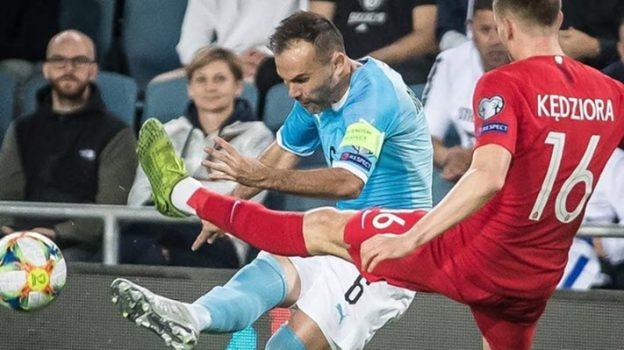 อิสราเอล 1-2 โปแลนด์