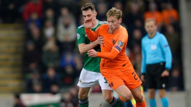 ไอร์แลนด์เหนือ 0-0 เนเธอร์แลนด์