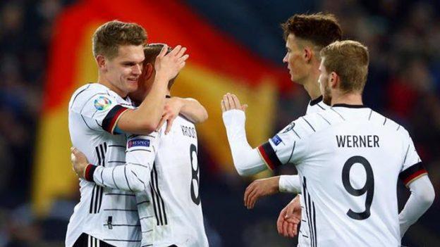 เยอรมนี 4-0 เบลารุส