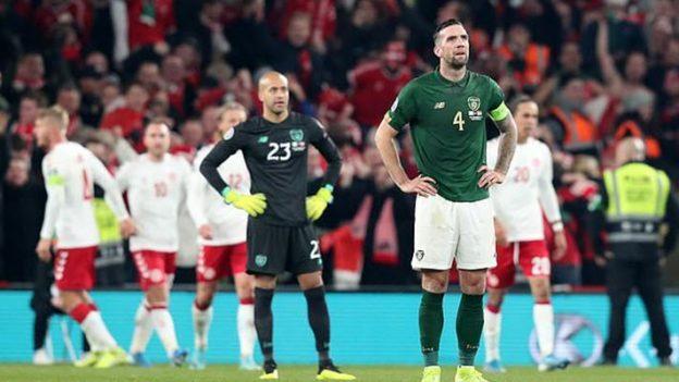 ไอร์แลนด์ 1-1 เดนมาร์ก