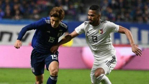 ญี่ปุ่น 1-4 เวเนซุเอล่า