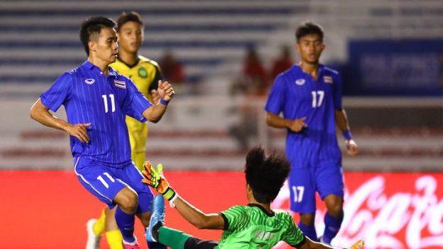 ทีมชาติไทย 7-0 บรูไน