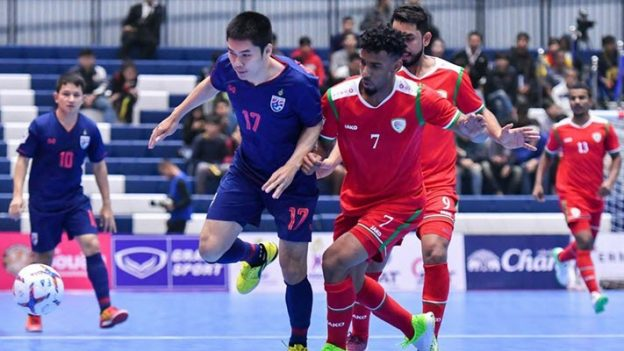 ทีมชาติไทย 11-0 โอมาน