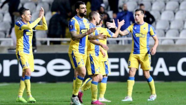 อาโปเอล เอฟซี 1-0 เซบีญ่า