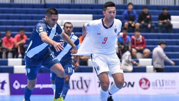 ทีมชาติไทย 6-1 กัวเตมาลา