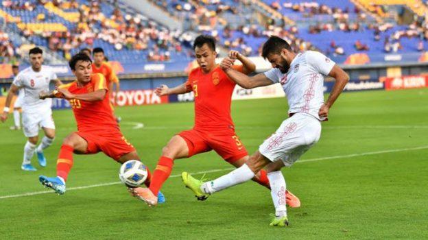 จีน 0-1 อิหร่าน