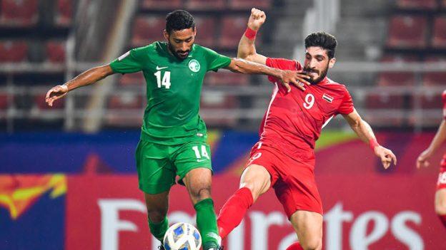 ซาอุดิอาระเบีย 1-0 ซีเรีย