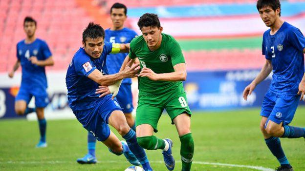 ซาอุดิอาระเบีย 1-0 อุซเบกิสถาน