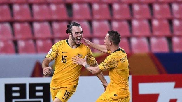 ออสเตรเลีย 1-0 อุซเบกิสถาน