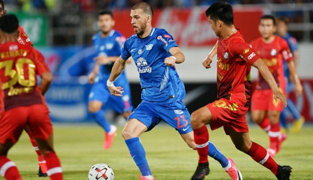 ชลบุรี เอฟซี 2-0 ระยอง เอฟซี