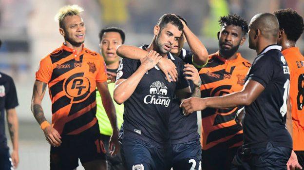 สุพรรณบุรี เอฟซี 1-0 พีที ประจวบ