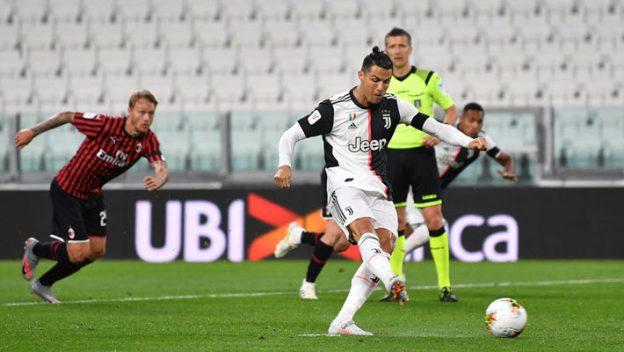 ยูเวนตุส 0-0 เอซี มิลาน