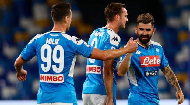 นาโปลี 2-0 ซาสซูโอโล่