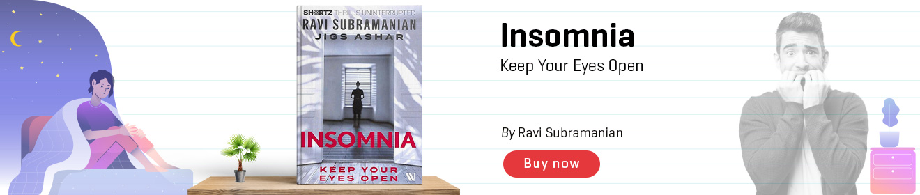 Insomnia : Keep Your Eyes Open