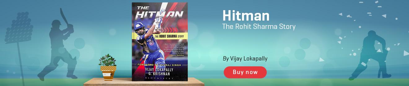 Hitman : The Rohit Sharma Story