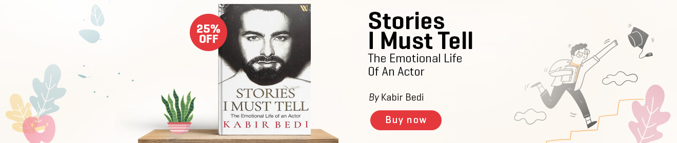 Stories I Must Tell : The Emotional Life Of An Actor